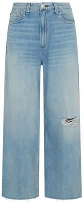 Rag & Bone Ruth Wide-Leg Jeans