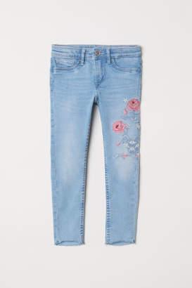 H&M Superstretch Skinny Fit Jeans - Blue