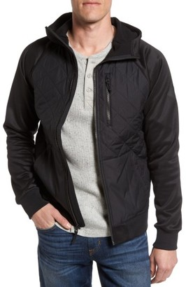 Men's The North Face Pilsen Hybrid Jacket $129 thestylecure.com