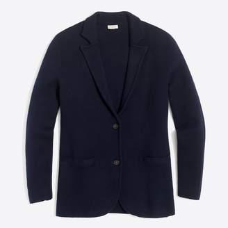 J.Crew Factory Sweater-blazer