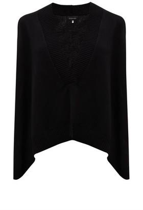 eskandar Sleeveless V Neck Cashmere Sweater - Womens - Black