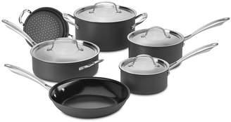 Cuisinart GreenGourmet 10-pc. Hard Anodized Cookware Set