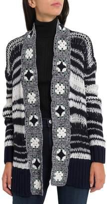 Missoni Cardigan With Crochet Detail