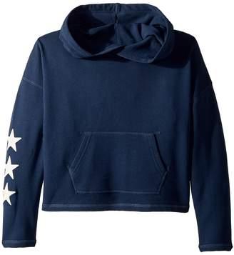 Polo Ralph Lauren Drapey French Terry Hoodie Girl's Sweatshirt