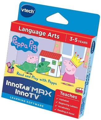 Vtech Innotab Software - Peppa Pig: Read & Play With Peppa