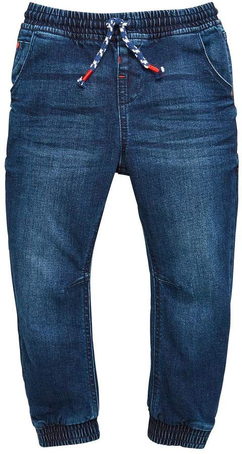 Mini V By Very Boys Pull On Carrot Fit Jeans