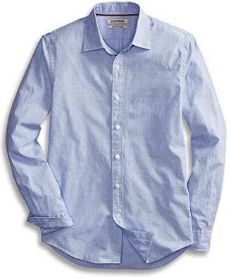 Goodthreads Men's Slim-Fit Long-Sleeve End On End Shirt
