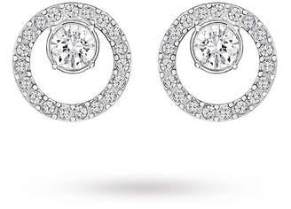 Swarovski Creativity Circle Small Pierced Earrings d86e8ada808