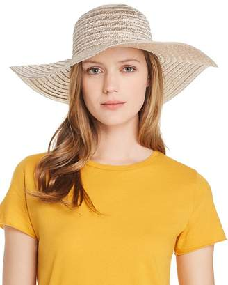 0166871e August Hat Company Metallic Floppy Sun Hat