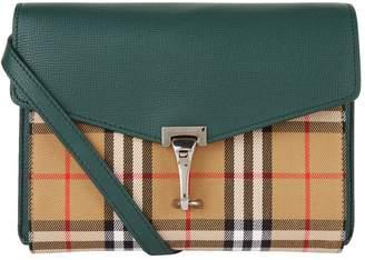Burberry Small House Check Cross Body Bag