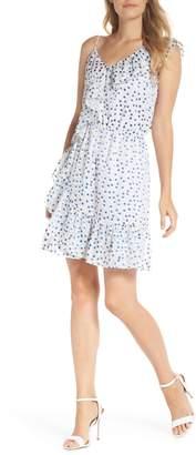 Lilly Pulitzer R) Madelina Asymmetrical Ruffle Dress