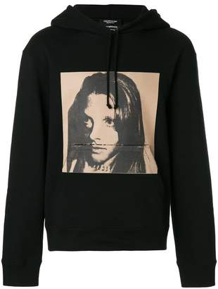 Calvin Klein x Andy Warhol Foundation Sandra Brant hoodie
