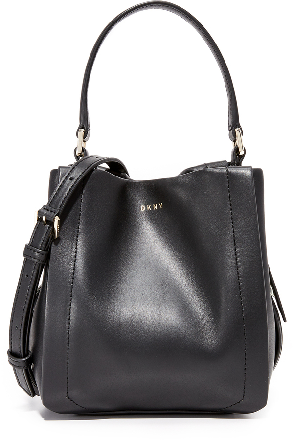 DKNY DKNY Greenwich Mini Bucket Bag