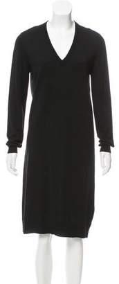 Maison Margiela Knee-Length Sweater Dress