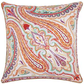 Etro Leek Paisley Cushion (60cm x 60cm)
