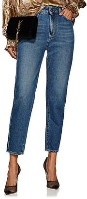 Care Label Women's Cindy High-Rise Boyfriend Jeans