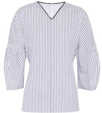 Victoria Beckham Victoria Striped cotton top