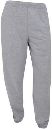 Fruit of the Loom Mens Elasticated Cuff Jog Pants / Jogging Bottoms (M)