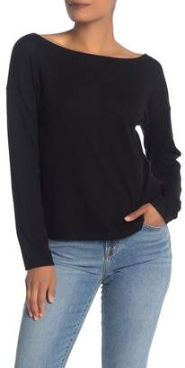 Vince Cinched Back Cashmere Sweater