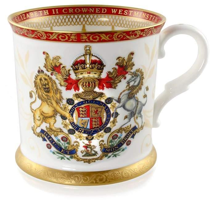 Royal Collection Trust Coronation Tankard