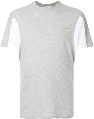 Givenchy contrast panel tee