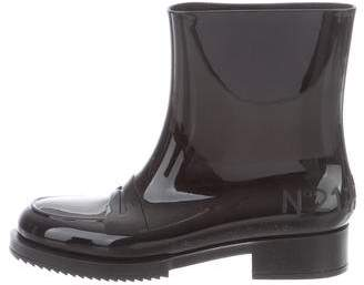 Kartell Rubber Ankle Boots