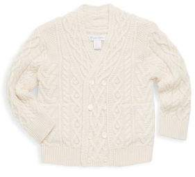 Baby's Wool & Cashmere Cardigan