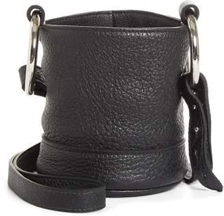 Simon Miller Bonsai Pebbled Leather Bucket Bag