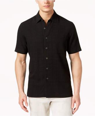 Tasso Elba Men's Textured Shirt