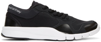 adidas by Stella McCartney Black Alayta Sneakers $130 thestylecure.com