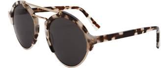 Illesteva Milan Sunglasses in Tortoise