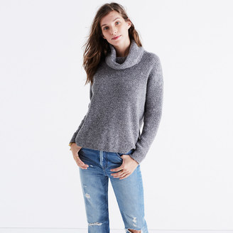 Donegal Convertible Turtleneck Sweater $89.50 thestylecure.com