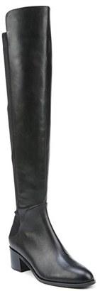 Women's Via Spiga 'Breanna' Over The Knee Boot $395 thestylecure.com