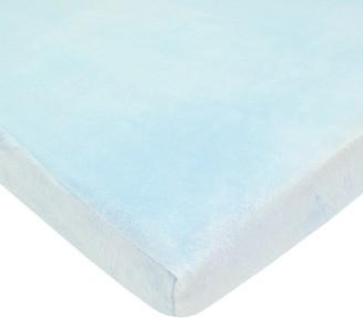 T.L.Care Tl Care TL Care Soft Chenille Mini Crib Sheet