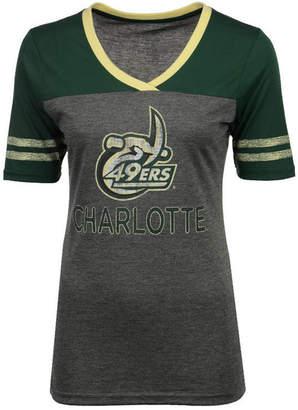 Colosseum Women Charlotte 49ers McTwist T-Shirt