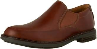 Clarks Men's Un.Elott Step Leather Slip-On Shoe