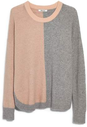 Madewell Westlake Colorblock Pullover