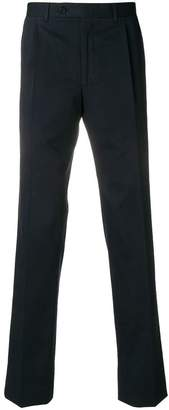 Canali classic tailored trousers