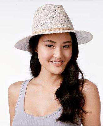 Collection XIIX Lace Panama Hat $28 thestylecure.com