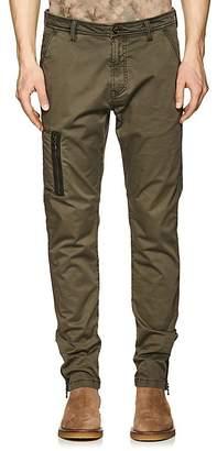 John Varvatos Men's Stretch-Cotton Cargo Pants