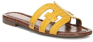 Sam Edelman Bay Cutout Slide Sandal