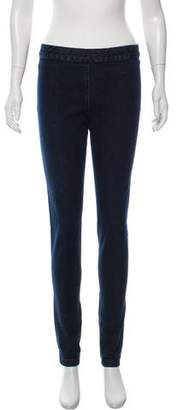 The Row Skinny Tapered Jeans