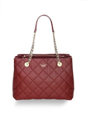 Kate Spade Kate Spade New York Emerson Place Allis Quilted Leather Shoulder Bag