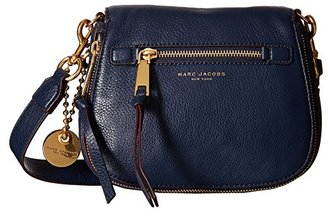 Marc Jacobs Recruit Small Saddle Cross Body Bag $375 thestylecure.com