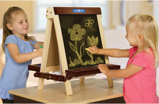 Guidecraft Double-Sided Wooden Tabletop Easel