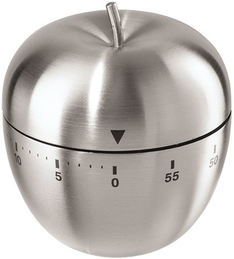 Oggi Stainless Steel Apple Kitchen Timer