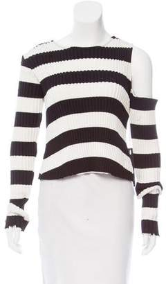 Amiri Striped Knit Top w/ Tags