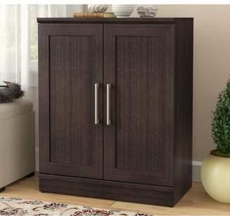 Andover Mills Tiberius 2 Doors Accent Cabinet