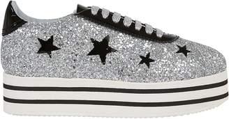 Chiara Ferragni Star Platform Sneakers
