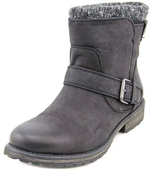 Roxy Redding Women Round Toe Synthetic Black Ankle Boot.